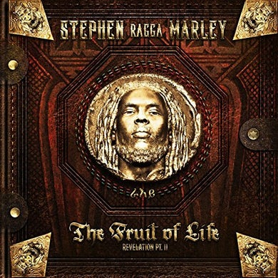 Stephen Marley REVELATION PART II: THE FRUIT OF LIFE CD