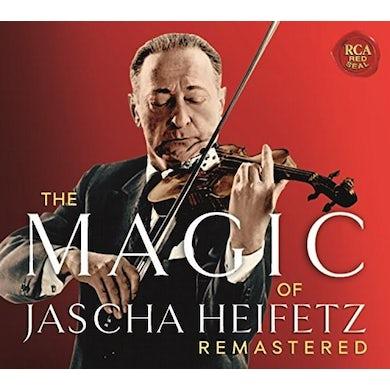 MAGIC OF JASCHA HEIFETZ CD