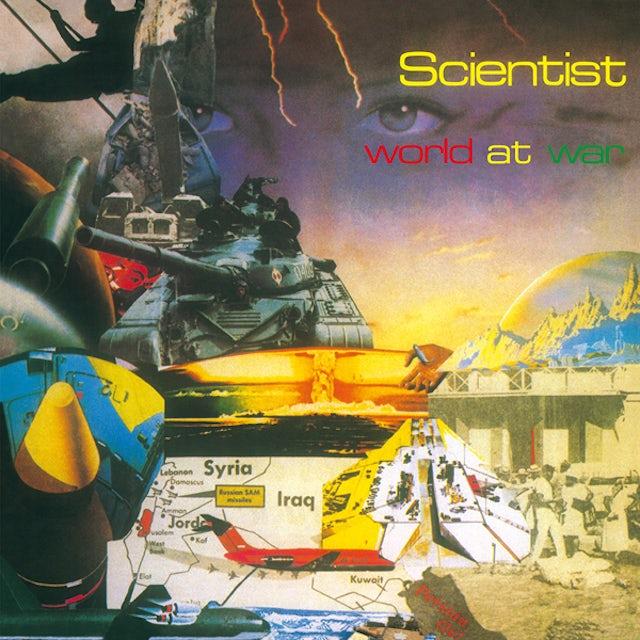 Scientist WORLD AT WAR Vinyl Record
