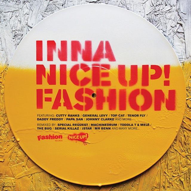 INNA NICE UP FASHION / VARIOUS CD