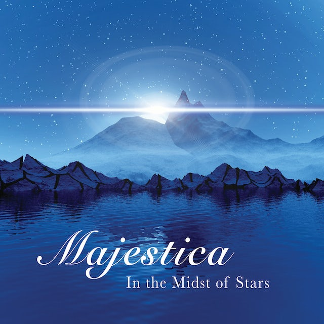 Majestica IN THE MIDST OF STARS CD