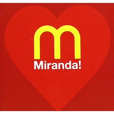 MIRANDA EL DISCO DE TU CORAZON CD