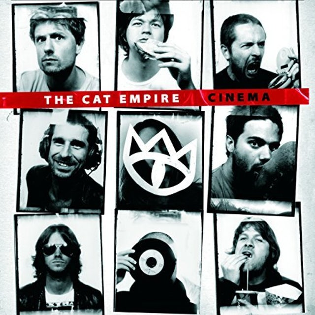The Cat Empire CINEMA Vinyl Record