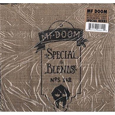 MF DOOM SPECIAL BLENDS VOL 1 & 2 Vinyl Record