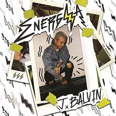 J Balvin ENERGIA CD