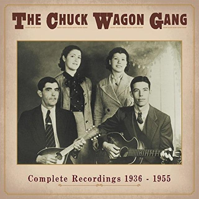 CHUCK WAGON GANG COMPLETE RECORDINGS 1936-55 CD
