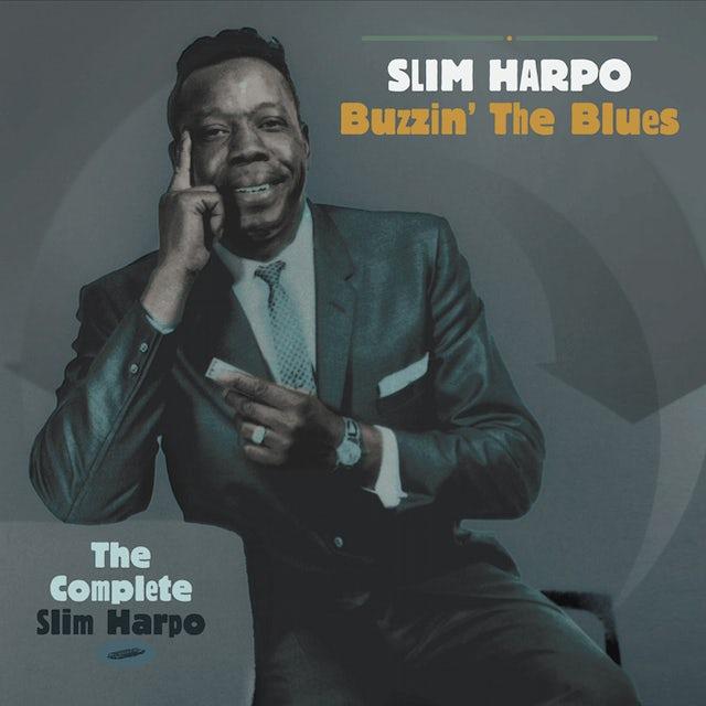 Slim Harpo BUZZIN THE BLUES CD