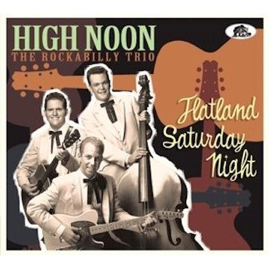 FLATLAND SATURDAY NIGHT CD