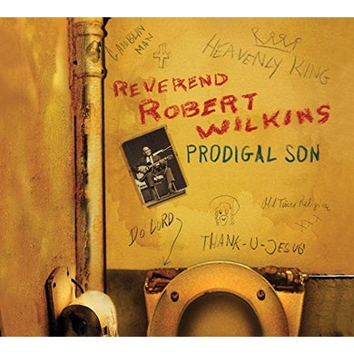 Robert Wilkins PRODIGAL SON CD