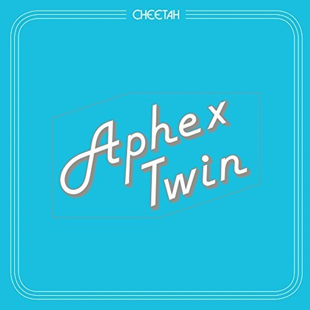 Aphex Twin CHEETAH CD