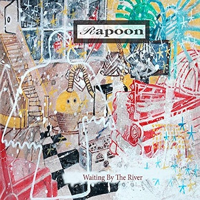 Rapoon WAITING BY THE RIVER CD