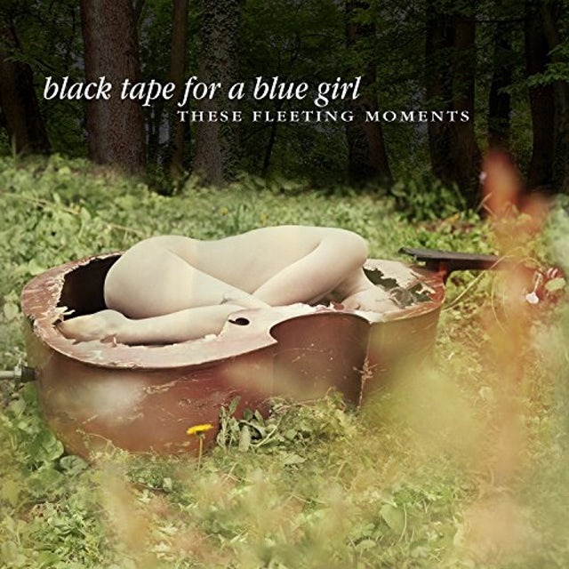 Black Tape For A Blue Girl THESE FLEETING MOMENTS CD