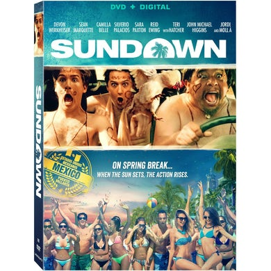 SUNDOWN DVD