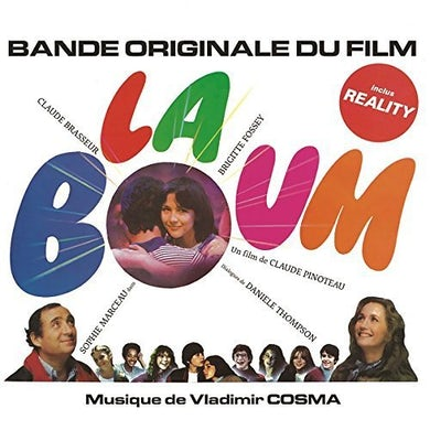Vladimir Cosma LA BOUM / Original Soundtrack Vinyl Record