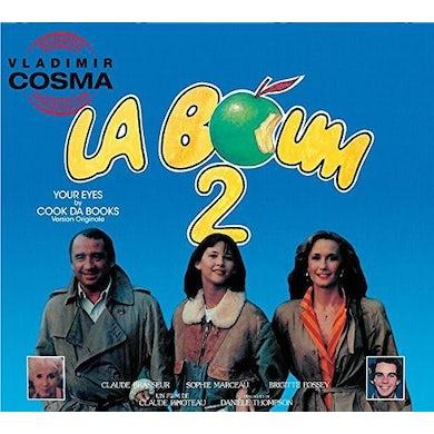 Vladimir Cosma LA BOUM 2 / Original Soundtrack CD