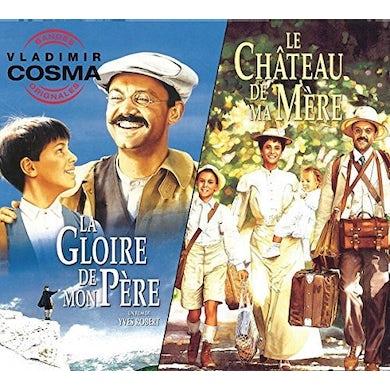 Vladimir Cosma LA GLOIRE DE MON PERE / LE CHATEAU DE MA MERE CD