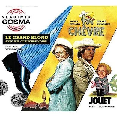 Vladimir Cosma LE GRAND BLONDE AVEC UNE CHAUSSURE NOIR / Original Soundtrack CD