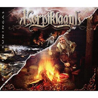 Korpiklaani KARKELO: KORVEN KUNINGAS CD