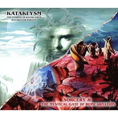 Kataklysm SORCERY: TEMPLE OF KNOWLEDGE CD