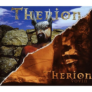 Therion THELI: VOVIN CD