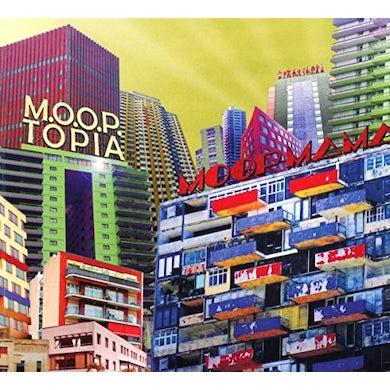 Moop Mama M.O.O.P.TOPIA CD