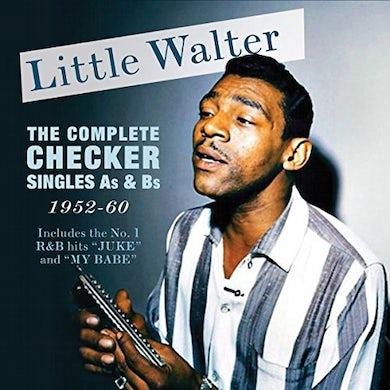 Little Walter COMPLETE CHECKER SINGLES A'S & B'S 1952-60 CD