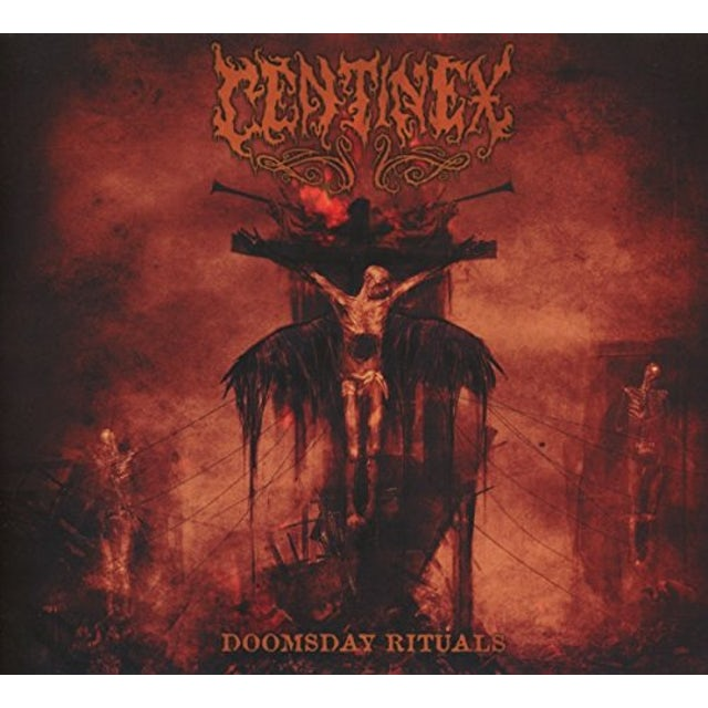 Centinex DOOMSDAY RITUALS CD