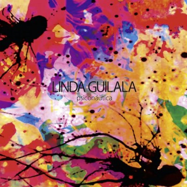 Linda Guilala PSICONAUTICA CD