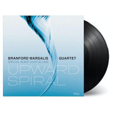 Branford Marsalis UPWARD SPIRAL Vinyl Record