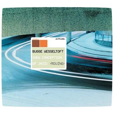 Bugge Wesseltoft MOVING CD