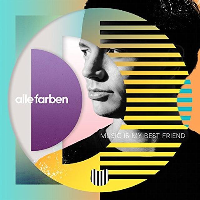 Alle Farben MUSIC IS MY BEST FRIEND CD