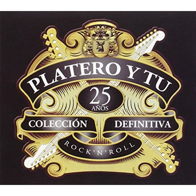 Platero y Tu COLECCION DEFINITVA: 25 ANOS CD