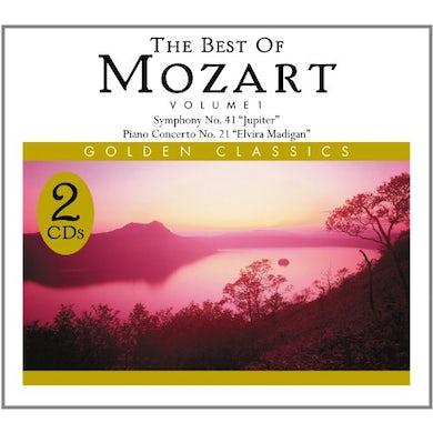 BEST OF MOZART / VAR CD