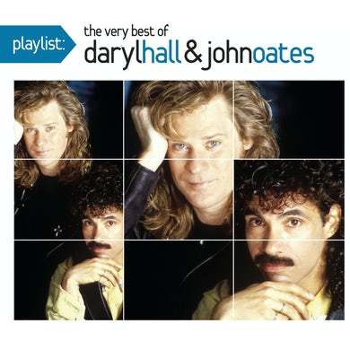 Hall & Oates PLAYLIST: VERY BEST OF CD