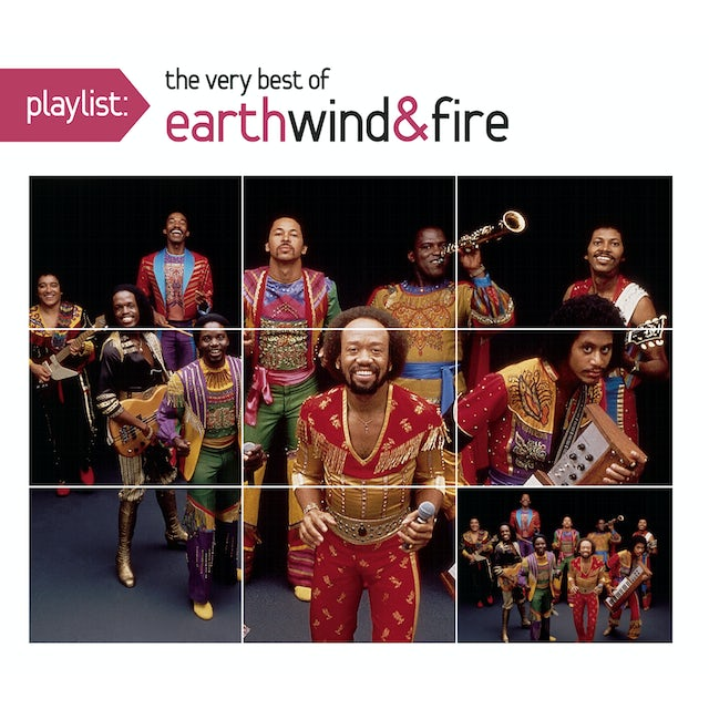 Earth, Wind & Fire PLAYLIST: VERY BEST OF CD