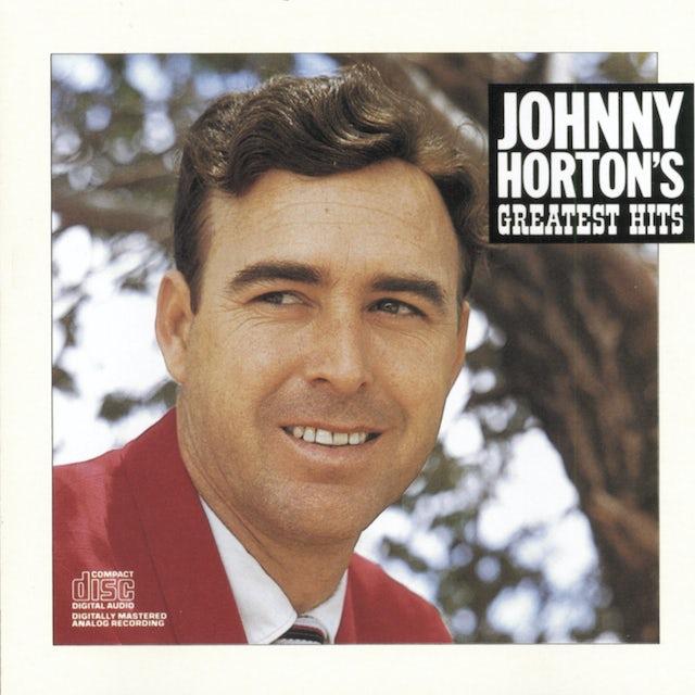 Johnny Horton GREATEST HITS CD