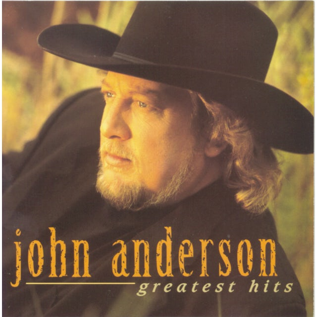 John Anderson GREATEST HITS CD
