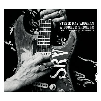 Stevie Ray Vaughan GREATEST HITS 2 CD