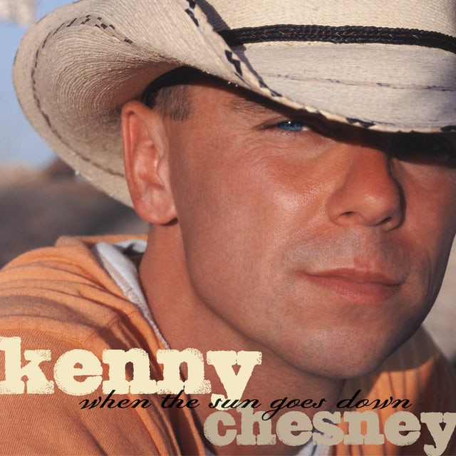 Kenny Chesney WHEN THE SUN GOES DOWN CD