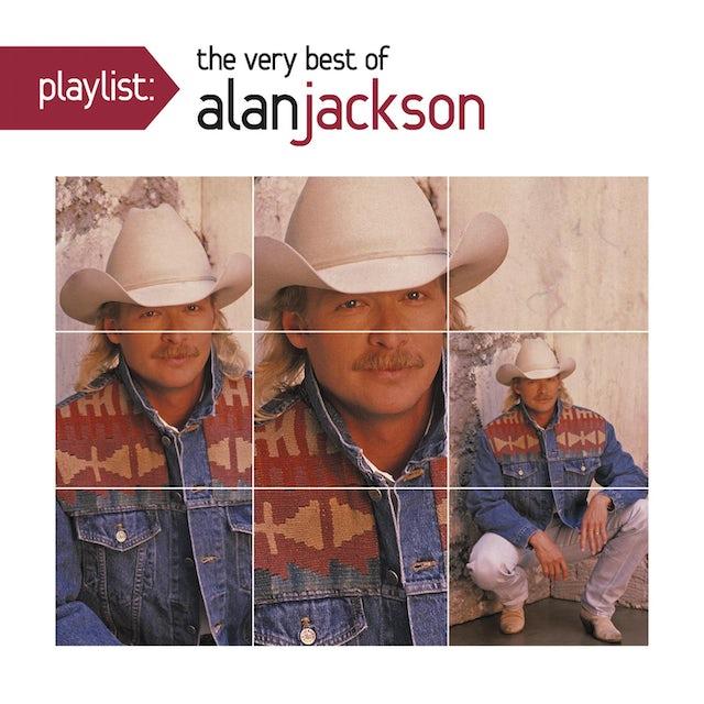 Alan Jackson PLAYLIST: VERY BEST OF CD
