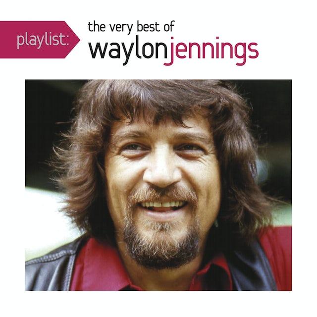 Waylon Jennings PLAYLIST: VERY BEST OF CD
