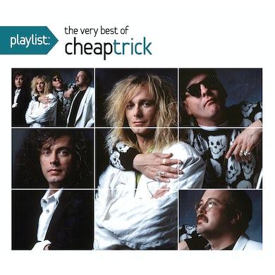 Cheap Trick PLAYLIST: VERY BEST OF CD