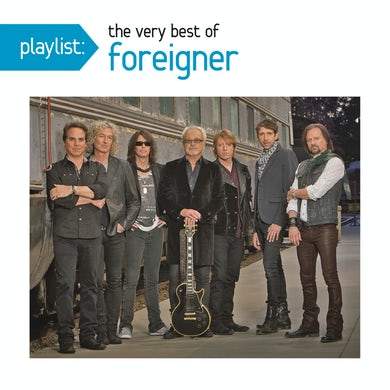 Foreigner PLAYLIST: VERY BEST OF CD