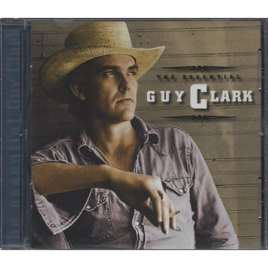 Guy Clark ESSENTIAL CD