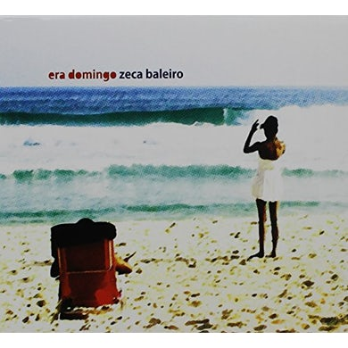 Zeca Baleiro ERA DOMINGO CD