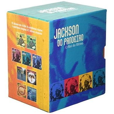Jackson Do Pandeiro O REI DO RITMO BOX CD