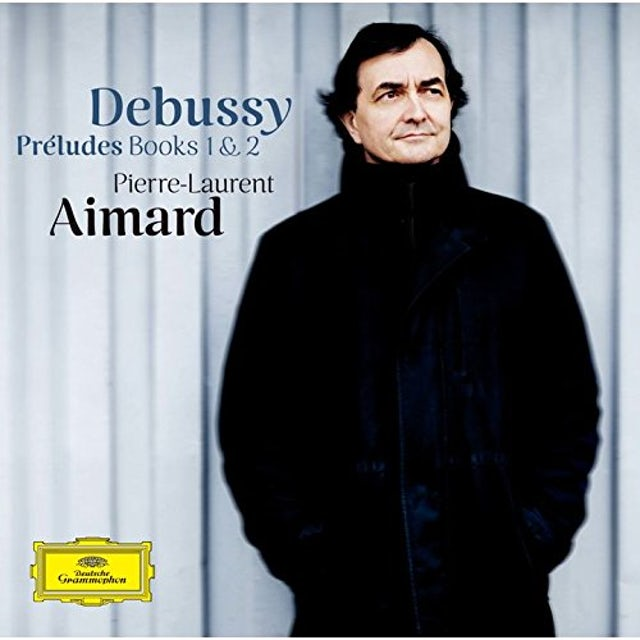 Pierre-Laurent Aimard CD