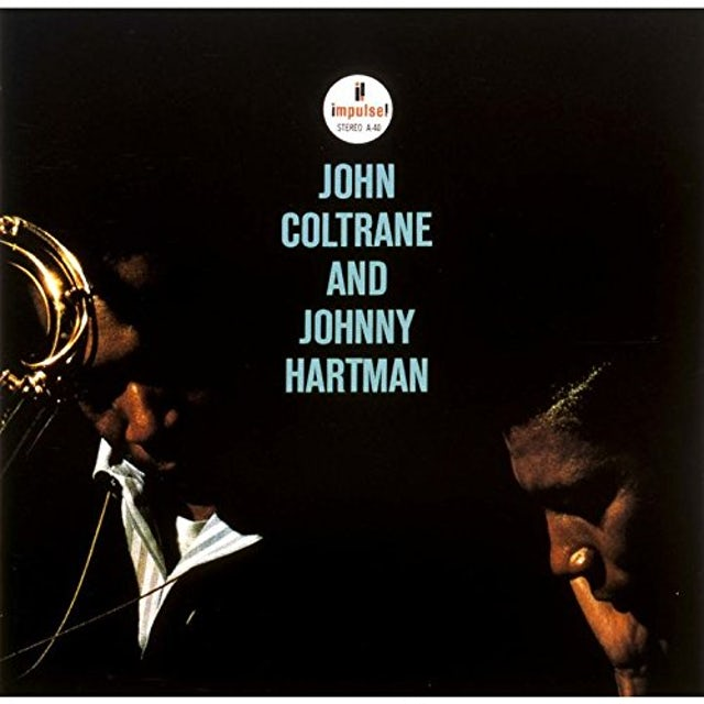John Coltrane & JOHNNY HARTMAN CD