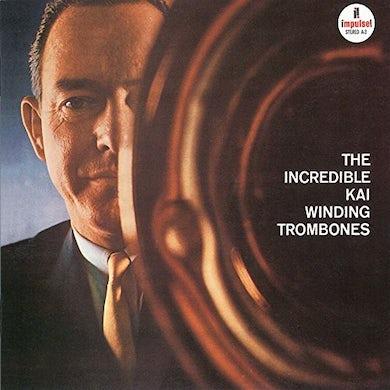 INCREDIBLE KAI WINDING TROMBONES CD