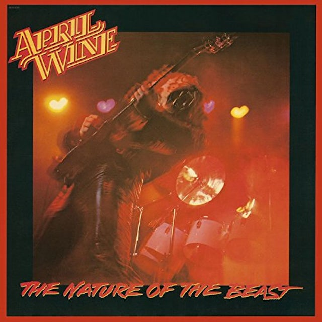 April Wine NATURE OF THE BEAST: LIMITED CD
